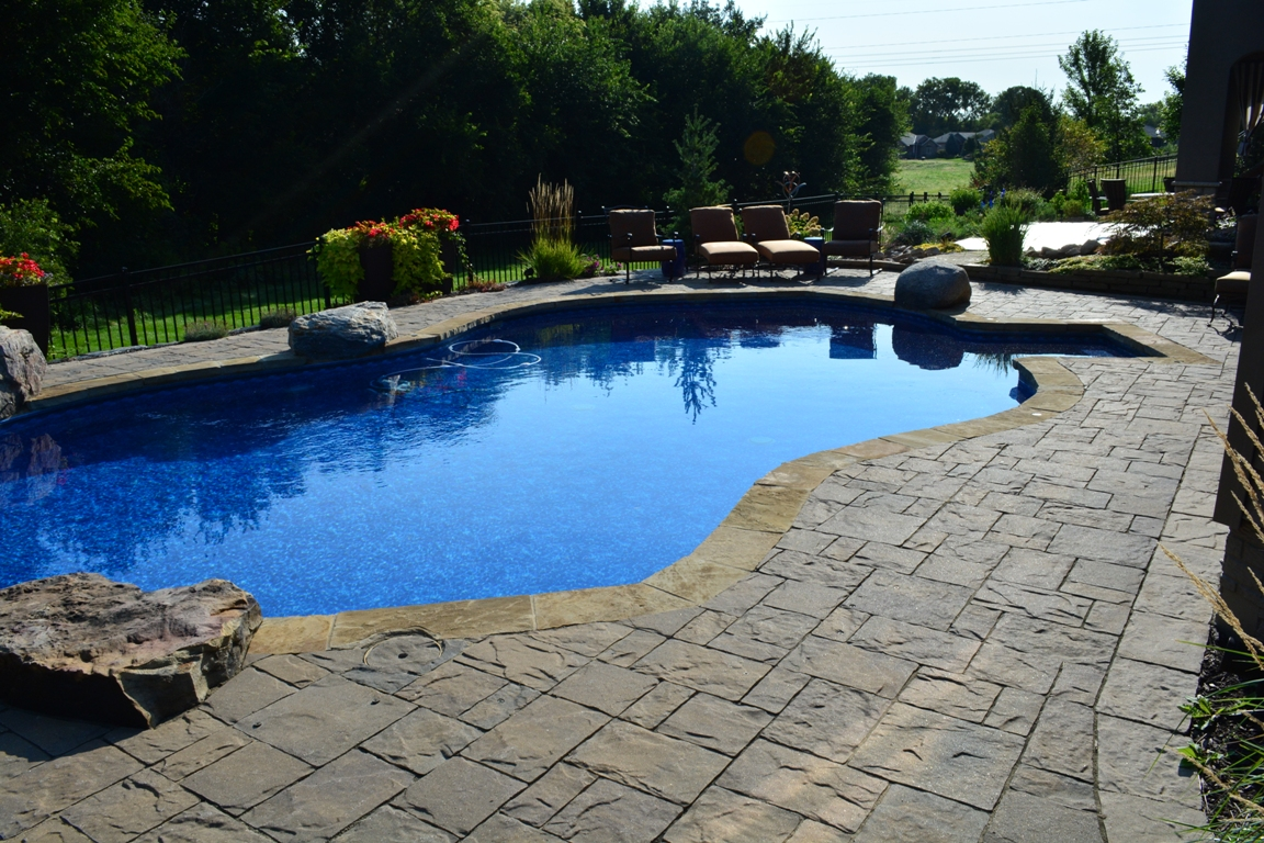Swimming Pools - Breaking Ground Landscaping