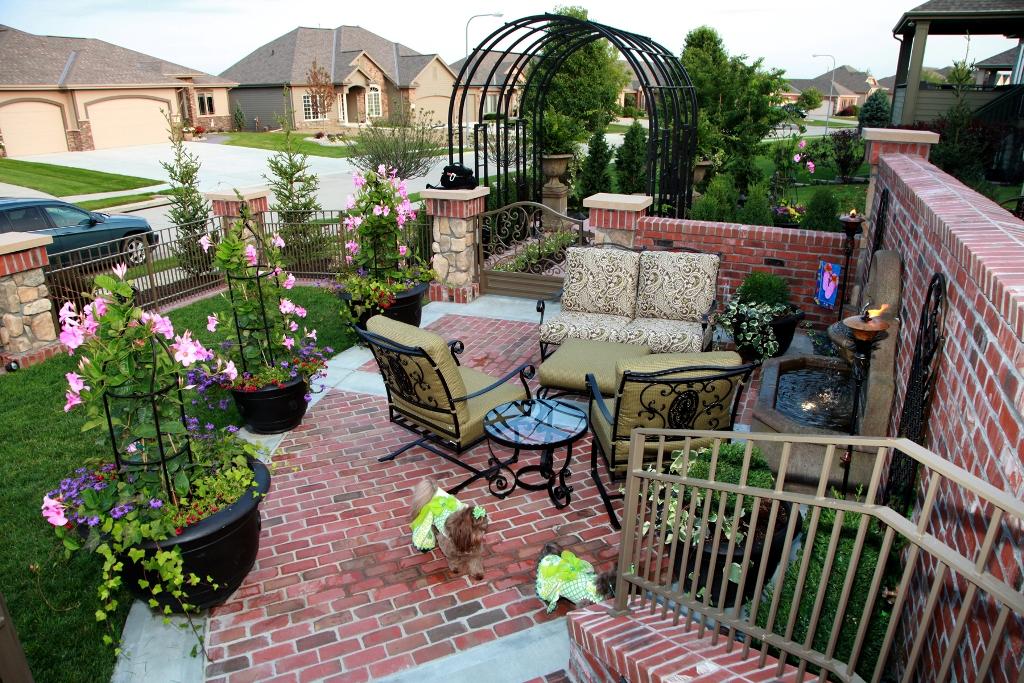 Indoor Outdoor Living - Breaking Ground Landscaping on Outdoor Living And Landscapes id=22123
