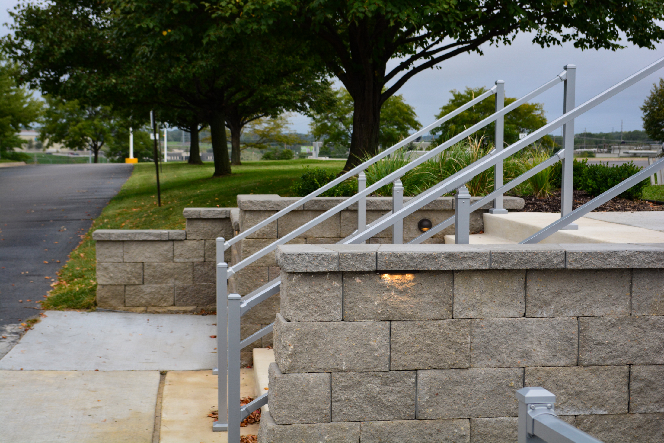 Access-steps