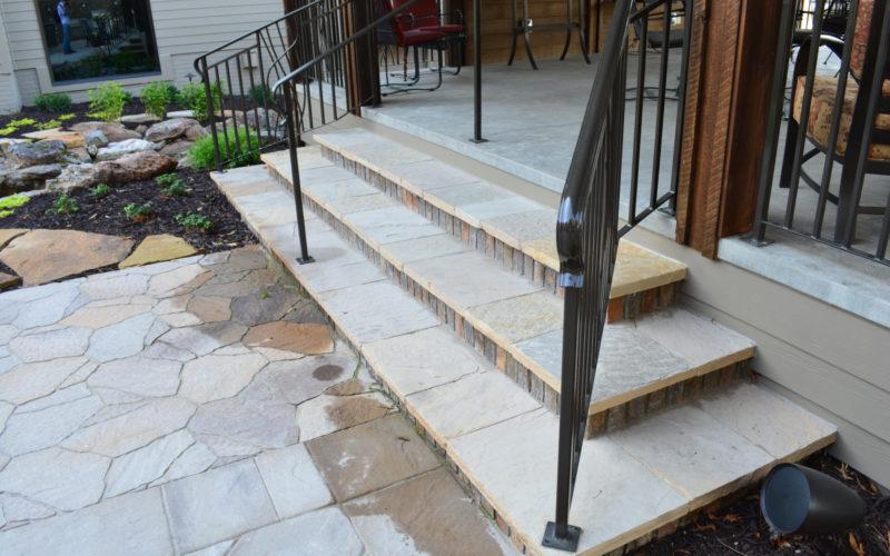 Cabana stairs 3