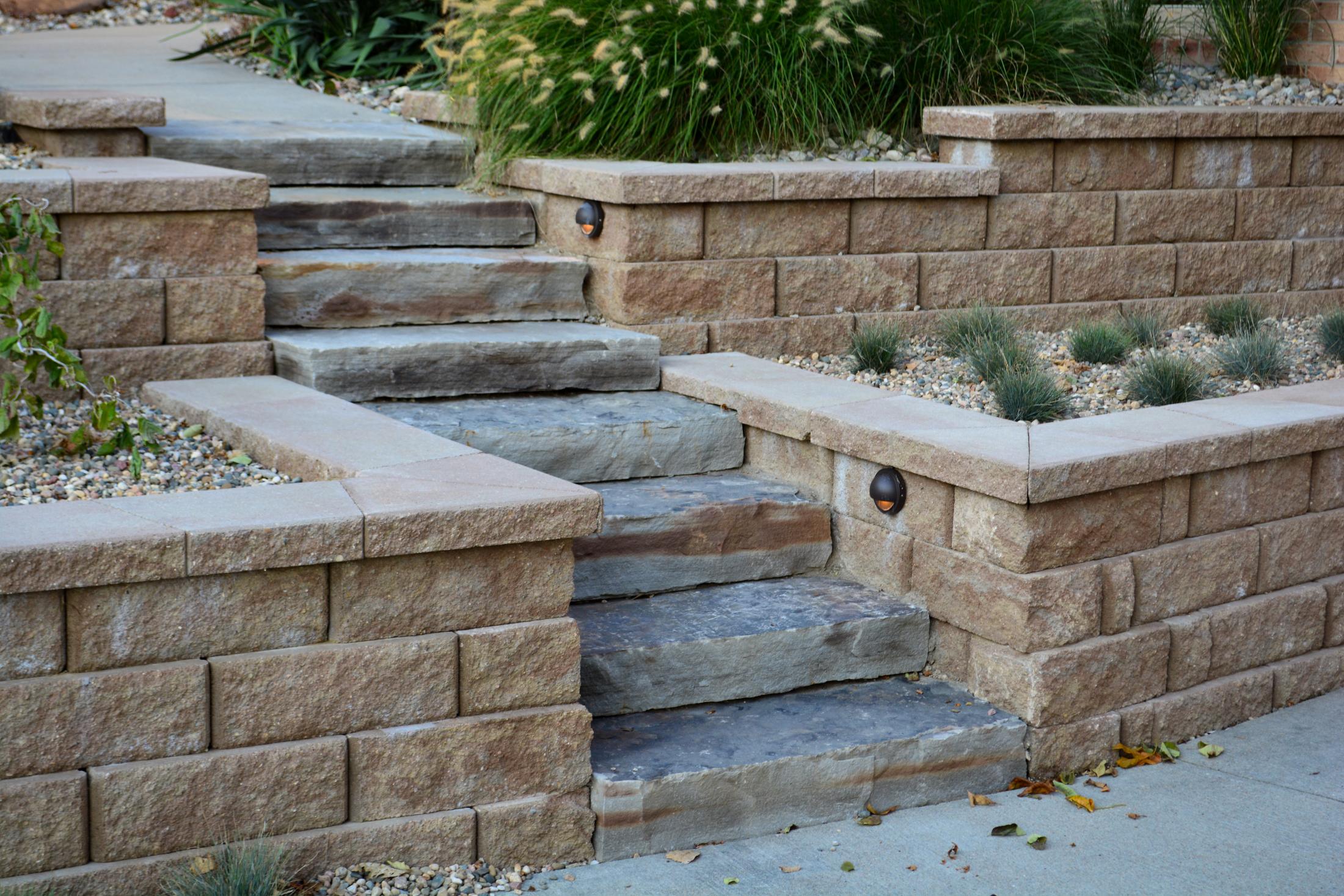 Full-stairs